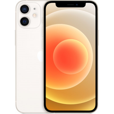 Apple iPhone 12 mini 64Gb White (Белый)