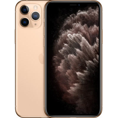 Apple  iPhone 11 Pro Max 512Gb Gold (Золотистый)