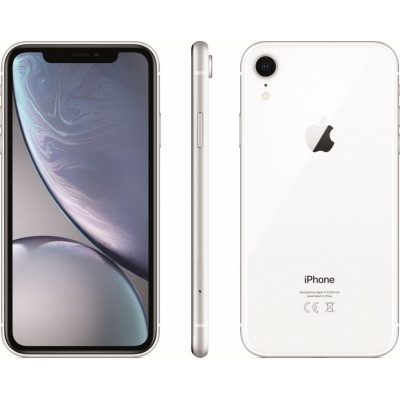 Apple iPhone XR 64Gb White б/у