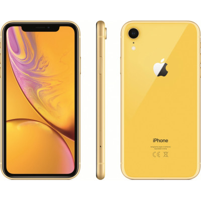 Apple iPhone XR 64Gb Yellow (Жёлтый)