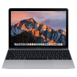 "Apple MacBook 12""  256Gb Retina Core m3 Space Grey (серый космос)"