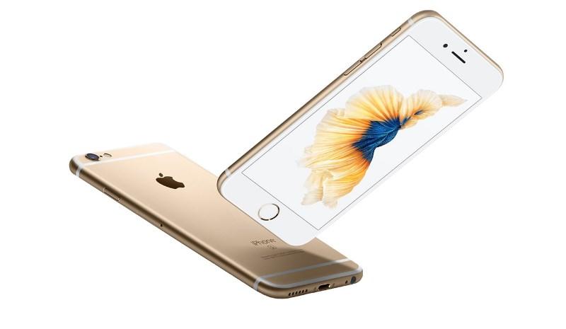 Айфон 6S золотой
